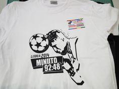 Tus mejores recuerdos en una #CamisetaPersonalizada tan única como tú #Serigrafía #Copiplus #QueremosImpresiónArte