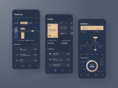 Bill management system-bank-4 by JIANGGM🍿 on Dribbble