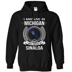 Michigan - Sinaloa - #tshirt refashion #disney sweatshirt. GET => https://www.sunfrog.com/No-Category/Michigan--Sinaloa-4713-Black-Hoodie.html?68278
