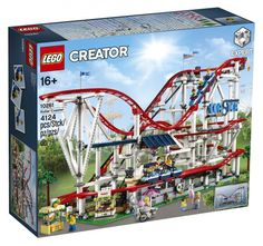 LEGO unveils massive 10261 Creator Expert Roller Coaster [News]