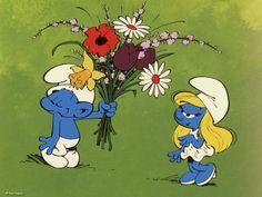 Smurf love