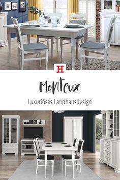 Landhaus Flair Der Extraklasse   Das Biete Die Möbellinie Monteux.  #meinhöffi #hoeffner