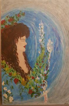 Mireasmă Painting, Art, Art Background, Painting Art, Kunst, Paintings, Performing Arts, Painted Canvas, Drawings
