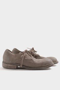 envoy of belfast- Grey Reverse Shoe | Guidi