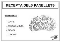 Recepta panellets P3