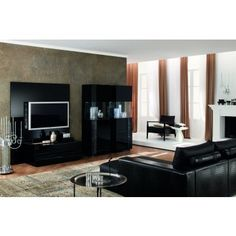 Rossetto Nightfly TV Unit - Entertainment Centers - Living Room