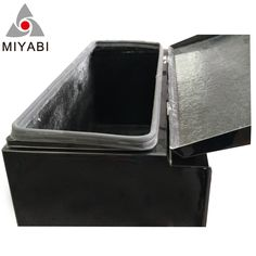 Custom shape and color FRP box # Delivery boxes made of fiberglass for motorcycles # Glass fiber housing Fiberglass box