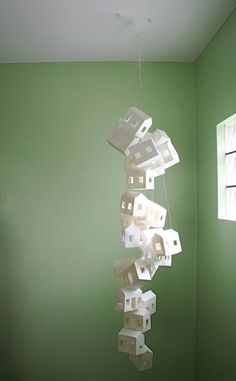 paper houses mobile