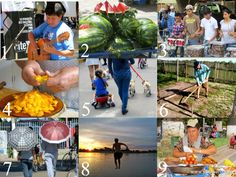 Spanish Vocabulary for Kids – Printable Collage Activity  Free printable activity based on photos of Latin America. Kids match sentences to photos and answer questions. http://www.spanishplayground.net/spanish-vocabulary-kids-printable-activity/