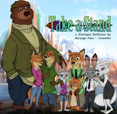 Take A Stand Chapter Honesty, a zootopia fanfic Zootopia Fanfiction, Zootopia Comic, Zootopia Art, Nick Wilde, Jack Savage Zootopia, Fox Pups, Zootopia Nick And Judy, Cartoon Video Games, Furry Comic