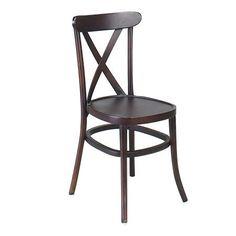 Resin White X Back Chair., Banquet Chairs, Fabric Cushion ...