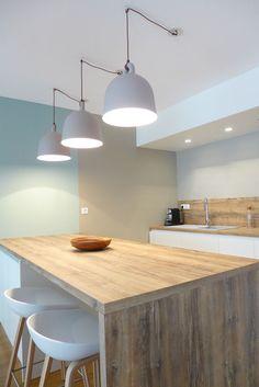 ideas home bar table modern Home Bar Table, Dining Table, Dining Room, Küchen Design, House Design, Interior Design, Kitchen Interior, New Kitchen, Small Room Bedroom