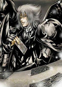 Thanatos Saint Seiya
