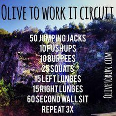 50 Circuit Workouts