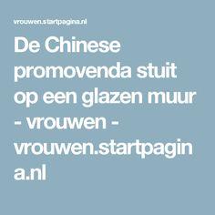 De Chinese promovenda stuit op een glazen muur - vrouwen - vrouwen.startpagina.nl