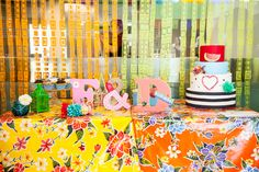 Chic Bakery en The Wedding Experience Zona: La Cantina  Foto: Vicente Lobato