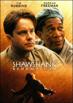 The Shawshank Redemption is a 1994 drama film based on Stephen King's novella Rita Hayworth and Shawshank Redemption from his novella collection Different Seasons. In young banker Andy Dufresne (Tim Robbins) is convicted and found guilty of … Film Movie, See Movie, Movie List, Hindi Movie, Andy Dufresne, Thriller, Tim Robbins, The Shawshank Redemption, Shashank Redemption