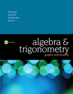 013417903x college algebra graphs and models 6th edition algebra and trigonometry graphs and models 6th edition bittinger solutions manual test banks solutions manual fandeluxe Choice Image