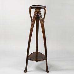 ✿ڿڰۣ(̆̃̃•Aussiegirl. French Art Nouveau Pedestal by André...