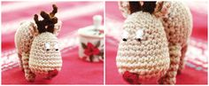 In unserem DIY erklären wir Euch, wie ihr ein süßes Rentier Amigurumi häkeln könnt. Zur Weihnachtszeit ist es das perfekte Accessoire in Eurer Wohnung!