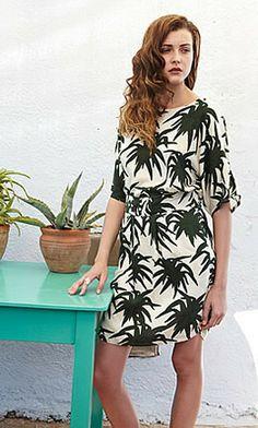 Cactus Print Dress by Plumo