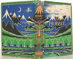 The Hobbit by J.R.R.Tolkien: First edition. #Books