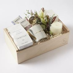 Brighten the Day Gift Box | Simone LeBlanc Los Angeles