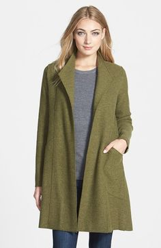 Free shipping and returns on Eileen Fisher Stand Collar Boiled Merino Coat (Regular & Petite) at Nordstrom.com. A flattering fit-and-flare silhouette defines an elegant topper crafted from boiled merino wool for a cozy feel with supple comfort.