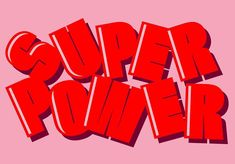 """@kissmiklos on Instagram: """"@feelmojo x @kissmiklos Do you want a SUPER POWER power bank with my typography? Check the link on my bio and choose from the collection. •…"""" Bold Typography, Graphic Design Typography, Lettering Design, Lettering Ideas, Layout Design, Design Art, Type Treatments, Super Powers, Design Projects"""