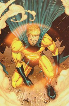 The official Marvel page for Sentry (Robert Reynolds). Learn all about Sentry both on screen and in comics! Marvel Dc Comics, Marvel Heroes, Captain Marvel, Marvel Avengers, Comic Movies, Comic Books Art, Comic Art, Sentry Marvel, Brian Michael