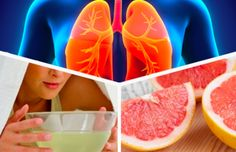 4 foods that smokers should eat to cleanse their lungs - Granny's Tips