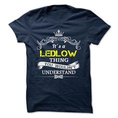 (New Tshirt Great) LEDLOW at Tshirt design Facebook Hoodies, Tee Shirts