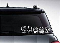 Sexy Hello Kitty HF HellaFlush Style Hello Kitty Sexy Queen - Window decals for cars and trucksbest gambler images on pinterest hello kitty vinyl decals