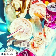 #Repost @la_july__ with @repostapp.  Somos lo que comemos.....