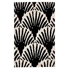 rug of the day - great design for a silk screen
