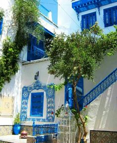 Beautiful Architecture from Tunisia