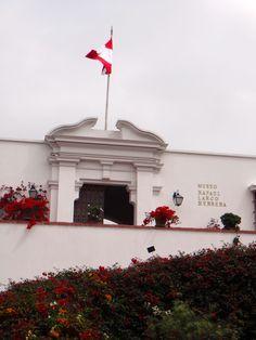 Museu Larco, nosso favorito por unanimidade.