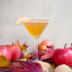 Apple Martinis on Pinterest | Martini Recipes, Apple Pucker Drinks and ...