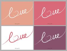 Love Card Valentine day Printable 8x6 Instant by ARTYasnogora