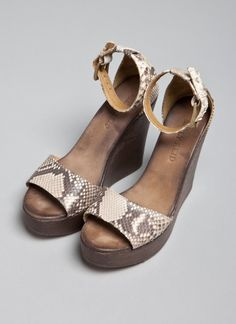 #BillyReid Python Wedges