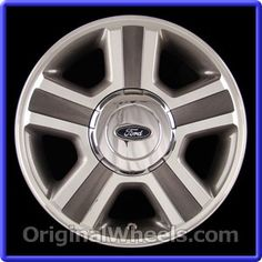Ford F-150 Truck Wheel Part Number 3554A
