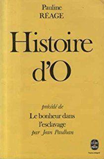 Histoire d'O par Dominique Aury