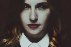 Portrait of my dear friend Martina