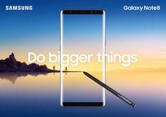 Do bigger things  Wer Großes vorhat, braucht ein großartiges Smartphone. Aber worin zeigt sich die wahre Größe? Im formvollendeten symmetrischen Design, das einfach gut in der Hand liegt und vor Wasser und Staub geschützt ist.