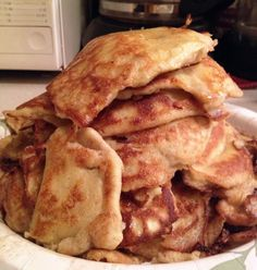 coconut flour pancakes - sugar free wheat free low carb breakfast treats!