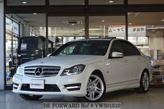 Used 2011 MERCEDES-BENZ C-CLASS YW501510 for Sale
