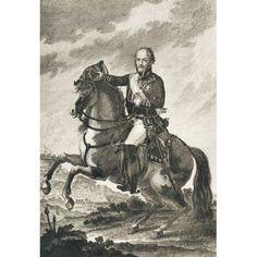 Don Pedro Caro Y Sureda 3Rd Marquis Of La Romana 1761 Canvas Art - Ken Welsh Design Pics (12 x 18)