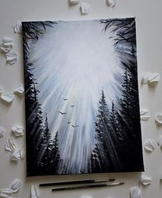 My Paintings Portray The Magic That Lies All Around Us
