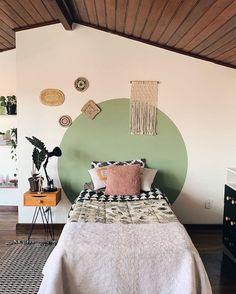Home Decor Furniture, Home Decor Bedroom, Bedroom Wall, Diy Home Decor, Nachhaltiges Design, Boho Room, Dream Decor, New Room, Home Interior Design