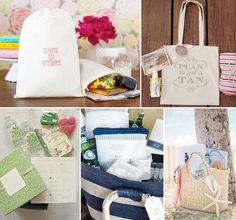 Top 4 Ways to Take Care Of Guests At Your Destination Wedding | #3 Welcome Bags for Wedding Guests . . . click to see more